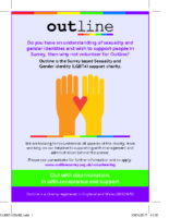 Outline Volunteer Advert