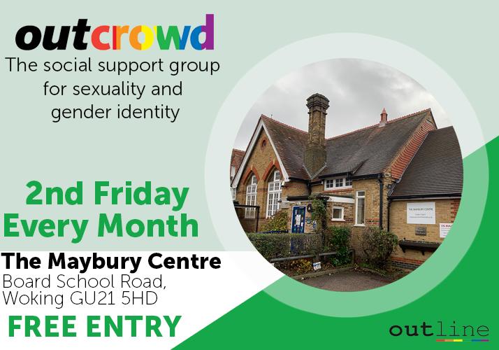 Outcrowd Woking - September 2019 - Outline Surrey - Outcrowd