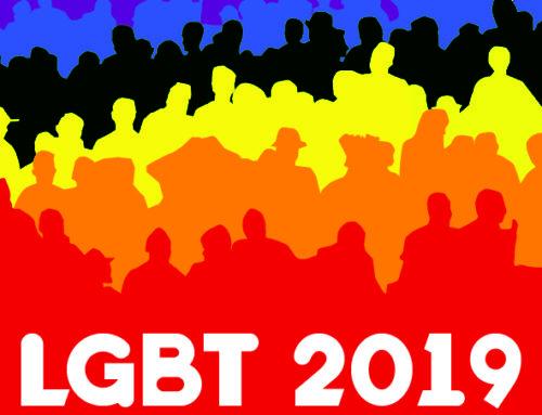 Celebrating LGBT History Month 2019