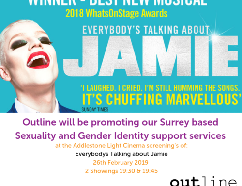 Everybody's Talking about Jamie, but how do people like Jamie get support in Surrey?