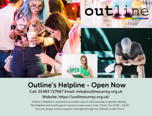 Helpline Open 14th April 19:30