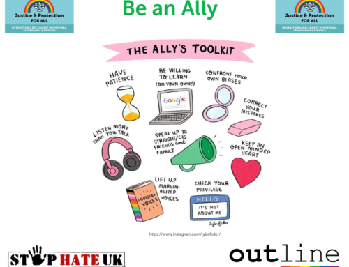 How to be an ally?