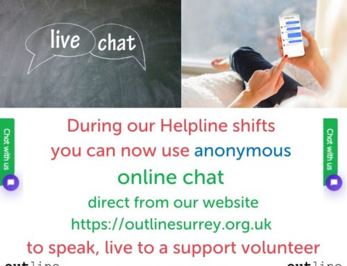 Outline Offers Online Chat Service – Oct 2019