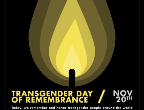 Talking about Tran Remembrance 20th Nov