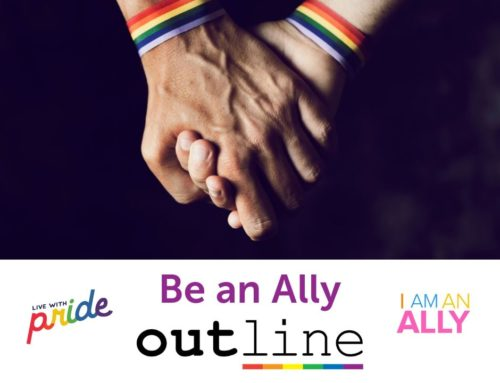Be an Ally Pride Month 2020