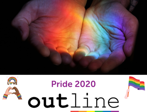 Its Pride Month 2020 – Outline are here supporting Surrey