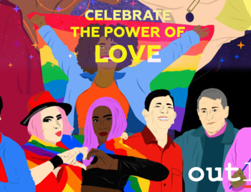 Outline notes that May 17th is International Day Against Homophobia, Transphobia and Biphobia.